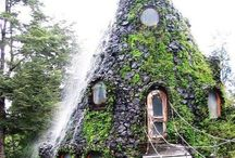 Places - Spaces & Buildings / Stunning houses, buildings or parts thereof