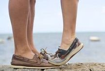Better Together / You know what they say. Couples that wear Sperry together ...
