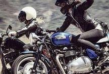 Bikes and bikes / Motos