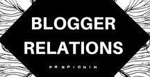 Blogger Relations / Blogger Relations: Wie betreibt man Blogger Relations? Wie bekommt man Kooperationen für den Blog?