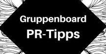 Gruppenboard PR-Tipps / Wir pinnen Tipps zum Thema PR, Pressearbeit, Öffentlichkeitsarbeit auf Deutsch. Bitte nur eigene, hochformatige Pins pinnen.  Mitpinnen: Account @Sylvia Fritsch | PR Spionin folgen und ein Mail an office@prspionin.at schreiben.