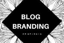 Blog Branding / Blog Branding - wer nicht in der Masse an Blogs untergehen will, sollte seinen Blog branden, seine Positionierung herausarbeiten und ihn unverwechselbar machen. Hier geht's um Blog Style Guides, Markenaufbau für den Blog, die richtige Blog-Nische finden, Branding Strategien und Blog Design.