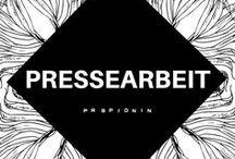 Pressearbeit / Pressearbeit ist ein wichtiger Teil der PR. Hier geht es um Media Relations, Journalisten Kontakte, Pressekonferenzen, Presseaussendungen, PR-Events, Pressereisen, Journalistenseminare und mehr.