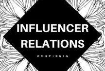 Influencer Relations / Influencer Marketing ist aus der modernen Kommunikation nicht mehr wegzudenken. Auf diesem Board dreht sich alles um Influencer, Influencer Marketing, Influencer Relations, Blogger Relations, Unternehmenskooperationen, die passenden Influencer und Blogger finden und Tipps zur Zusammenarbeit.