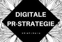 Digitale PR-Strategien / Digitale PR-Strategien: Wie kann man in der digitalen Welt bestmöglich kommunizieren, was sind die besten Strategien dafür? Digitale Kommunikation mit Online-PR, Social Media, Content Marketing, Storytelling, Digital Branding.