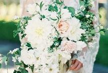 Wedding Flowers / Your wedding flowers are one of the most critical elements in setting the theme and tone of your wedding. Here are some great bouquets to inspire you!
