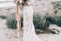 Wedding Dresses / Get inspired to find your perfect wedding dress with these elegant looks.