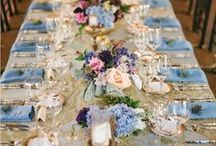 Wedding Details / Table settings, invitations, decor, lighting. Those little details will make your wedding!