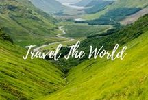 Travel the World / Inspiration for travel, destinations from all over the world.