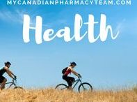 Health / True health includes the three components – body, mind and spirit. The benefits of following a healthy lifestyle are significant. Choosing healthy habits is a guaranty of a longer life. Take care of your health together with My Canadian Pharmacy!