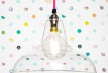 Nursery and Children's Playroom Lighting