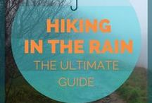 Hiking Tips / Advice for hiking, including how to prepare, what to wear, and how to be safe when hiking or backpacking. #hiking #backpacking