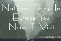 Camping & Hiking in Europe / Ideas, inspiration and advice for camping and hiking in Europe #camping #hiking #Europe