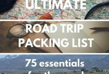 Road Trip Travel Tips / Tips for a great road trip #roadtrip