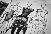 Illustrations / A drawing is simply a line going for a walk.  -Paul Klee  / by Marwa Farag