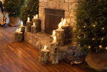 Christmas Decor / by Lisa Kostelnik