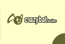 Crazy Bat Designs, 2003 - 2007 / Graphics from the good ol' days