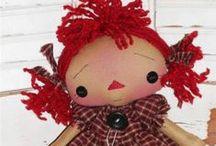 Dolls / Handmade Goodies