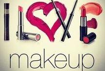 I Love Makeup!   / Tutuorials/Applications/Inspiraions / by ღLizette Bღ ╭⊰✿