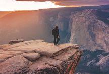 A P P R E C I A T E | The Great Outdoors / The endless majesty of our beautiful world.