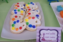 Party ideas! & Gifts ideas! / by Meagan Simonson