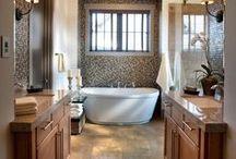 Bathrooms / by Meagan Simonson