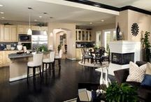 Home features / by Meagan Simonson