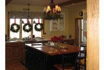 Home Kitchens and Great rooms