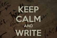 Writing Zone / On writing.