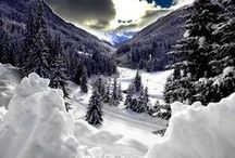 Snowbound / Beautiful snow-laden settings and landscapes.