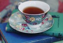 Tea Party / Tea pots, tea cups, tea caddies. All things tea!