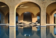 Float With Me / Stunning poolside settings.