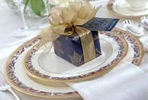 Let's Dine / Beautiful table settings
