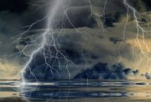 Stormy Times / Mother Nature at her fiercest.