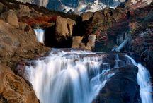 Cascades / Beautiful waterfalls.