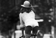 Free Wheelin' / Bikes and trikes.