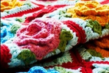 knit & crochet / knitting and crochet / by Melanie Sullivan