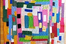 quilted / quilts and quilting