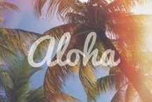 aloha / by Deborah King