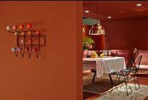 terracotta - tiilenpunainen