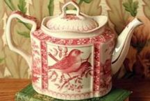 Tea Sets and Tea Related Items / by Jen Schwab