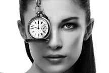 Timepieces / Stylish watches and clocks