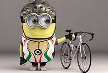 I dream of cycling /   / by Sherri Nash