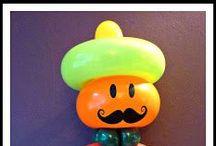 Movember Decorations