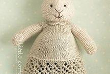 Knitting / by Kim Stockenbojer