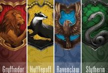 Harry Potter / by Janice Rawson