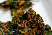 Paleo/Primal Appetizers & Snacks