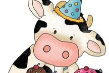 Riscos de vacas / riscos para pintar vaquinhas http://www.catiaartesmanuais.com/