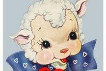 Riscos de ovelhas