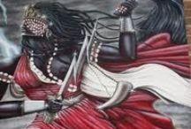 Òrixá Òia / Òrisá Africano